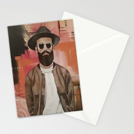 COOL DUDE Stationery Cards