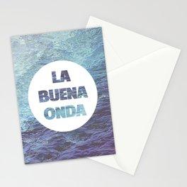 La Buena Onda (Good Vibes) Stationery Cards