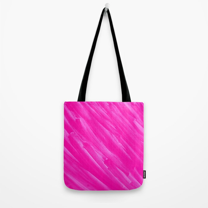 Hot Pink Happiness Tote Bag