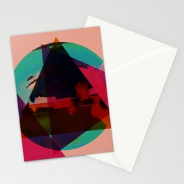 Aligning Stationery Cards