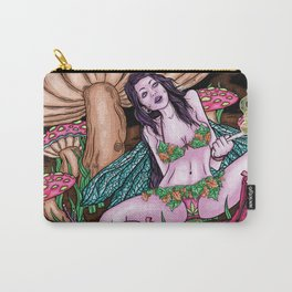Fairies Wear Boots Carry-All Pouch