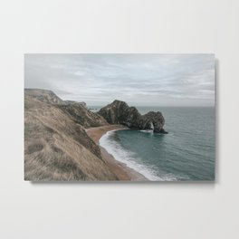 Durdle Door, Wareham, United Kingdom Metal Print
