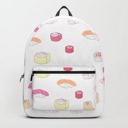 Pink Sushi Backpack