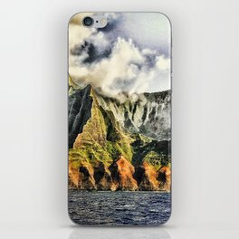Searust Na Pali, Kauai iPhone Skin