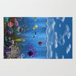 Underwater Love Rug