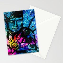 Buddha Love No. 7 by Kathy Morton Stanion Stationery Cards