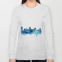 Nashville Tennessee Skyline Long Sleeve T-shirt