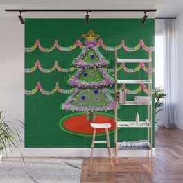 I'm not a Tacky Christmas Sweater Wall Mural