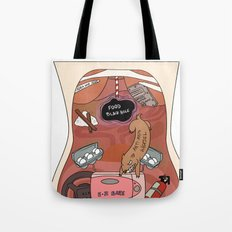 Female Anatomy Chart (According to Our Government) Tote Bag