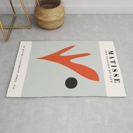 Matisse Cutout Poster, Henri Matisse Print, Matisse Exhibition Poster, Matisse Leaf ,wall art decor Rug