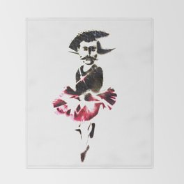 Marriage Equality Banksy style Throw Blanket