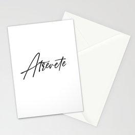 Atrevete Stationery Cards