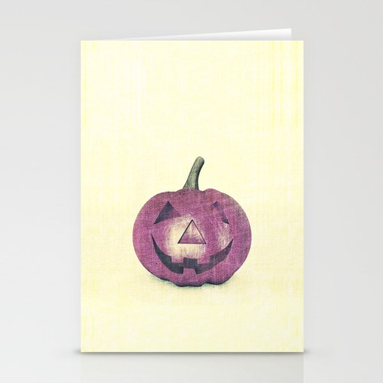 Head Pink  Stationery Cards