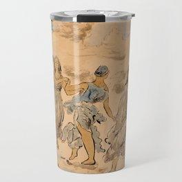 Aance on A Fine Afternoon Travel Mug