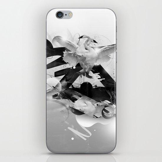 A moment of Lightness iPhone & iPod Skin