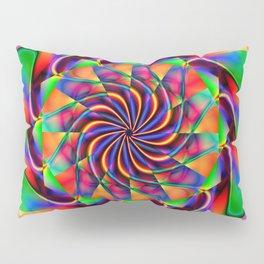frequency mandala Pillow Sham