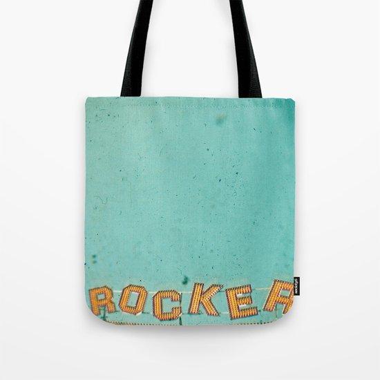 Rocker Tote Bag