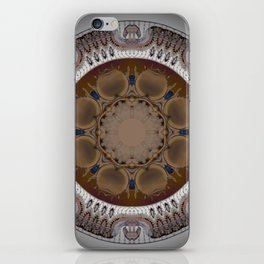 Ancient ceilings iPhone Skin