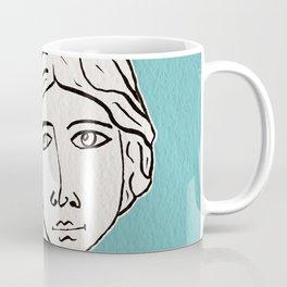 The little mermaid statue Coffee Mug