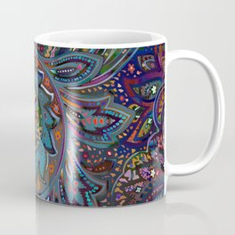 Magic Paisley Pattern Coffee Mug