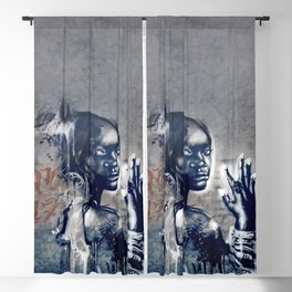 Ale Bonjo / Sámara-Uganda Orphans Collaboration Blackout Curtain