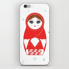 All Yours, Babooshka iPhone & iPod Skin