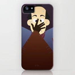 Tanuki Touch iPhone Case