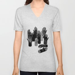 The Forest of Hands Unisex V-Neck
