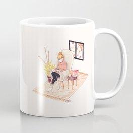 Cocooning Coffee Mug