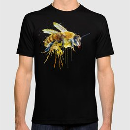 Watercolor Bee T-shirt