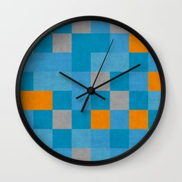 Shapes 034 Wall Clock