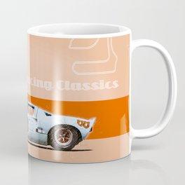 GT40 at Sebring Coffee Mug