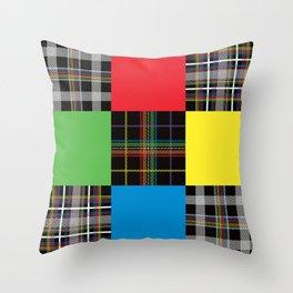 Degueulasserie   Digital Art Throw Pillow