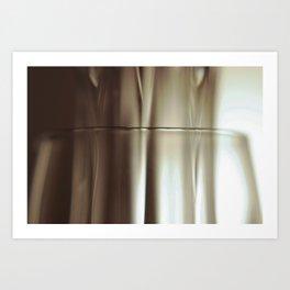 Glass I Art Print