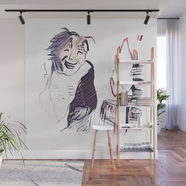 Los Caprichos ~ 18 ~ House On Fire Wall Mural