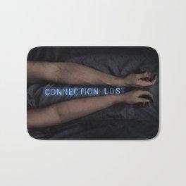 Connection Lost Bath Mat