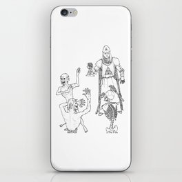 Sister Clarissa Turns the Undead iPhone Skin