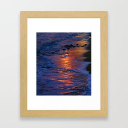 Monday Morning Blues ... By LadyShalene Framed Art Print