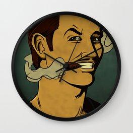 It's Always Sunny in Watchmen - Mac Wall Clock