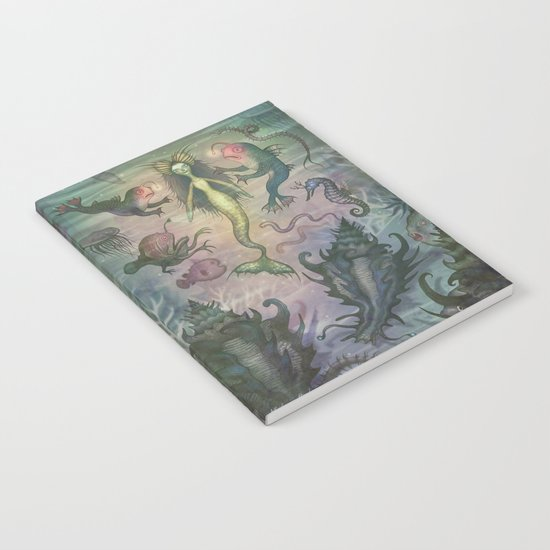Rejuvenation of Rusalka Notebook