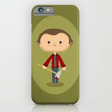 All work and no play Slim Case iPhone 6s