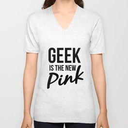 Geek Glam Unisex V-Neck