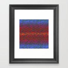 Liquid Flame Framed Art Print