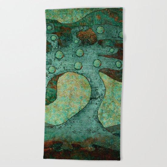 Placid Beach Towel