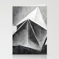 origami Stationery Cards featuring ORIGAMI by The Traveling Catburys