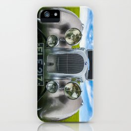 Sunbeam Talbot Darracq iPhone Case