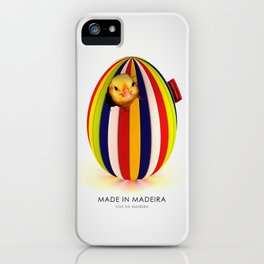 MADE IN MADEIRA - Just For Fun iPhone Case