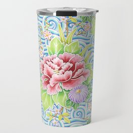 Japanese Garden Travel Mug
