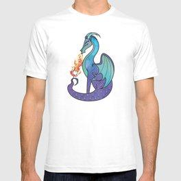 Marshmallow Dragon T-shirt
