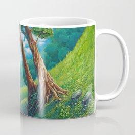 Sunny way Coffee Mug